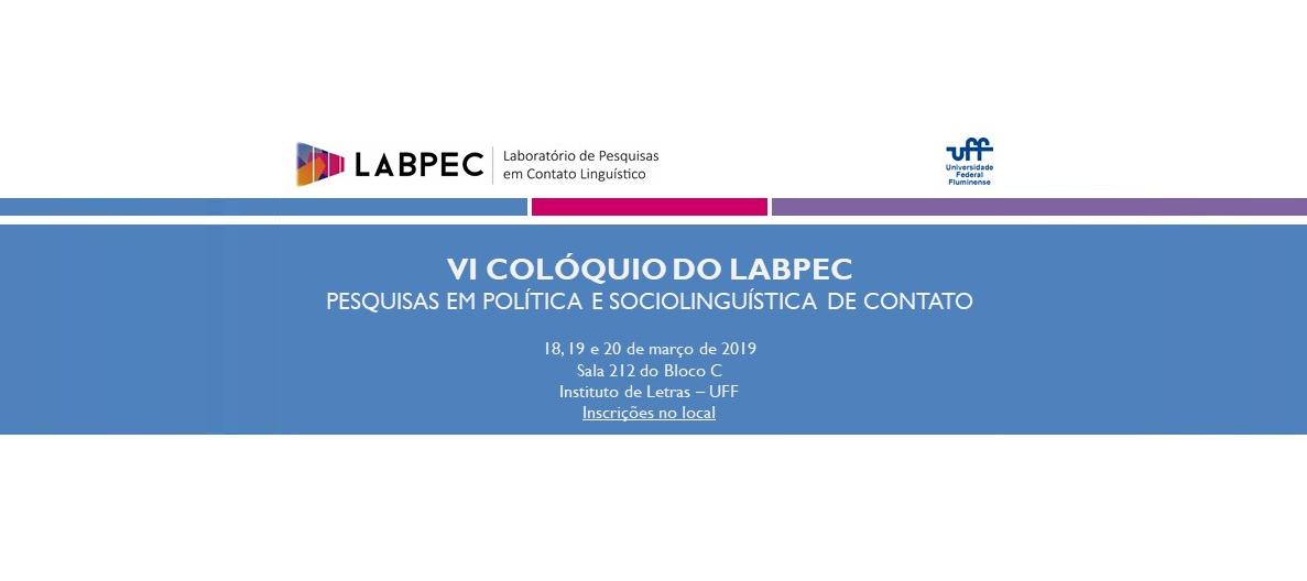 Eventos do LABPEC
